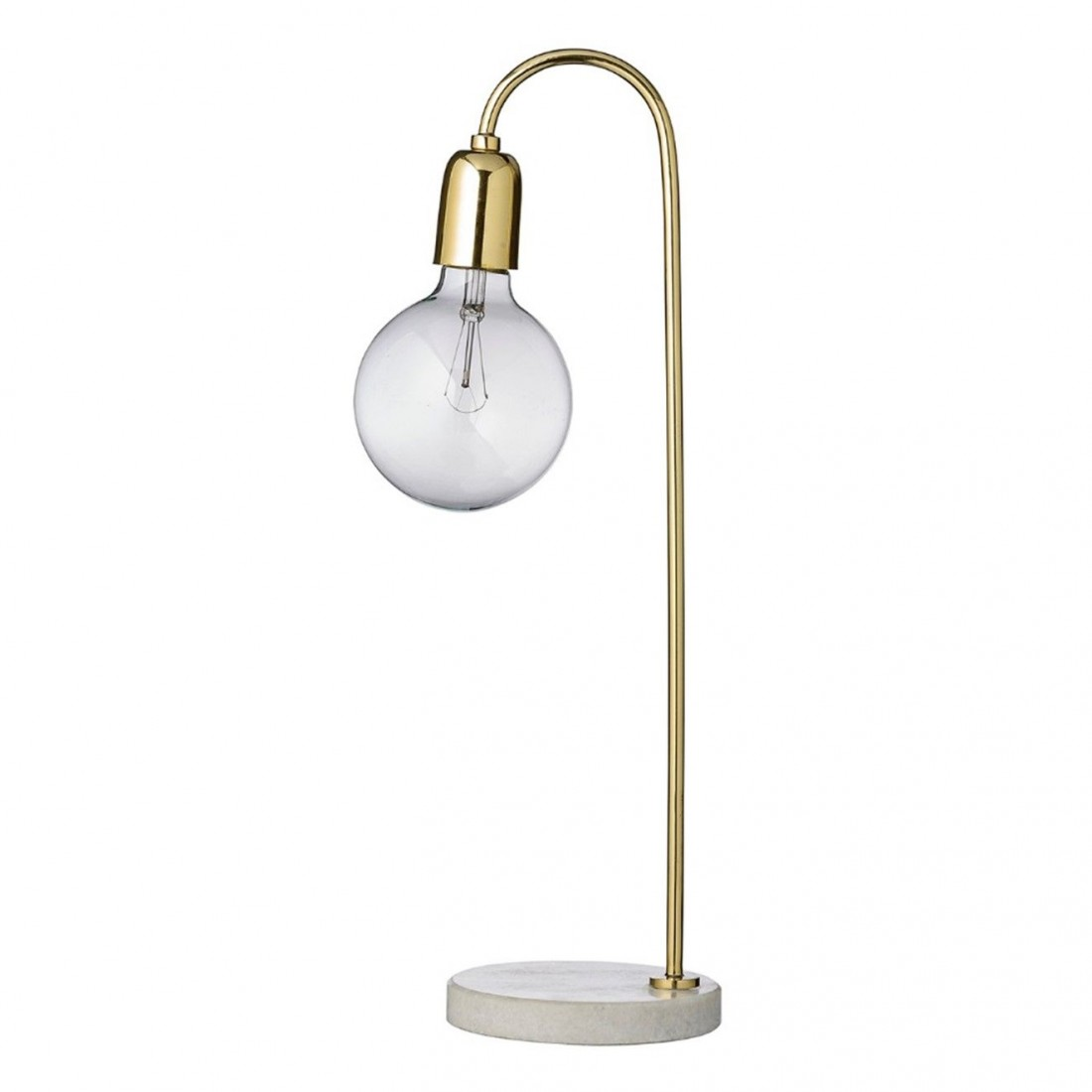 Lampe à poser Marble Gold Bloomingville