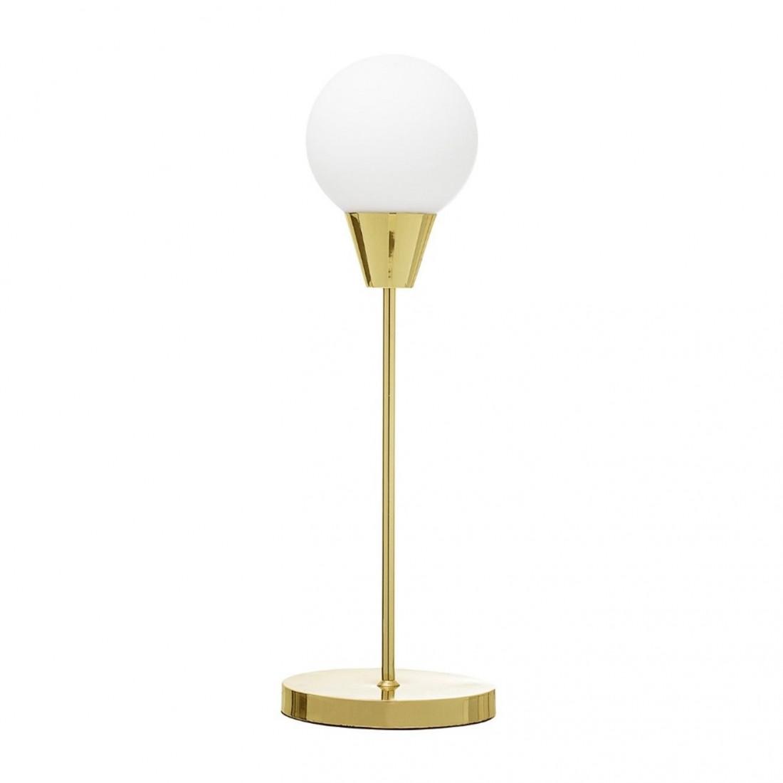 Lampe à poser Gold Metal Bloomingville