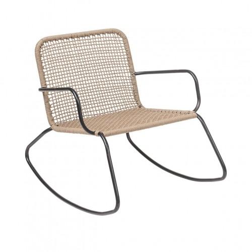 Rocking Chair Outdoor Mundo Bloomingville
