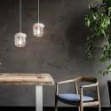 Suspension Acorn Blanc/Inox Vita Copenhagen