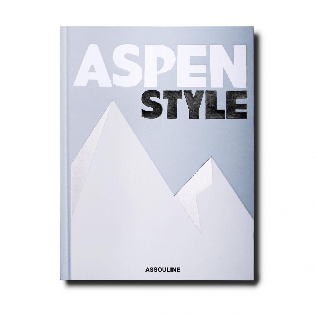 Livre Aspen Style Assouline