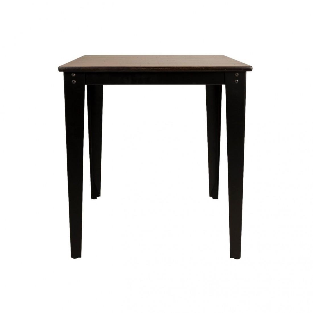 Table de repas Scuola carrée - Dutchbone