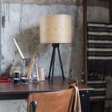 Lampe à poser trépied Woodland - Dutchbone