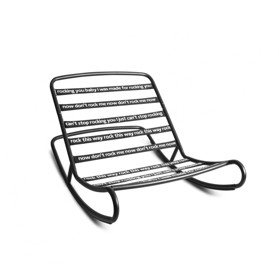 Rocking Chair Rock'n Roll Fatboy