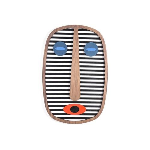 Masque décoratif Modern African n°1 Medium - Umasqu
