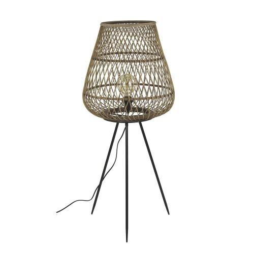 Lampe en bambou Tao Pomax 42 X 103 CM