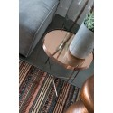 Table de chevet Side Table Gold
