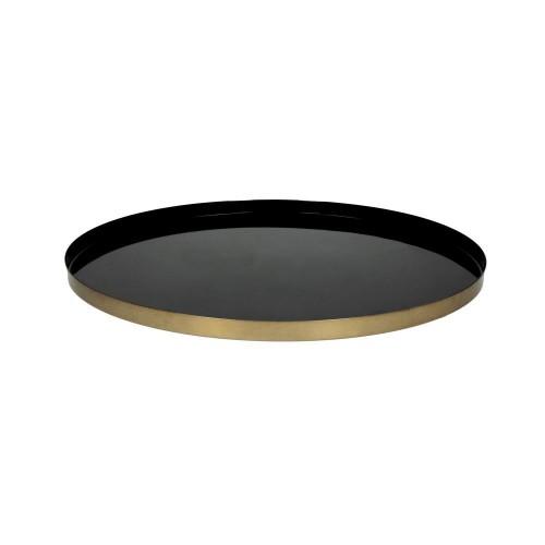 Plateau rond taille S pour table basse Flex Pomax