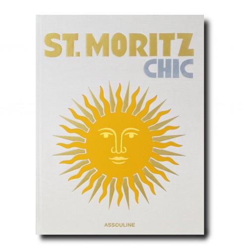 Livre St. Moritz Chic Assouline