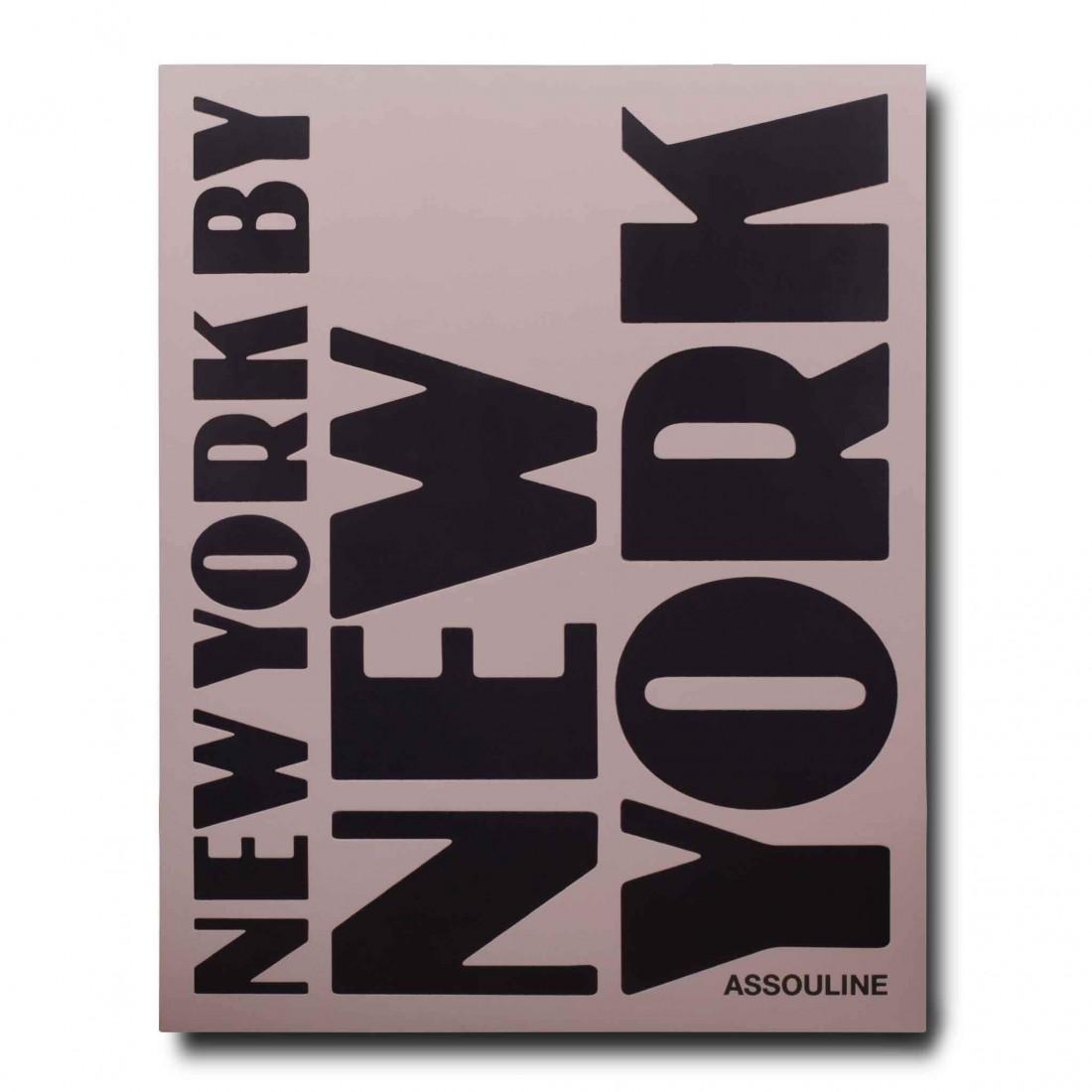 Livre New York by New York Assouline