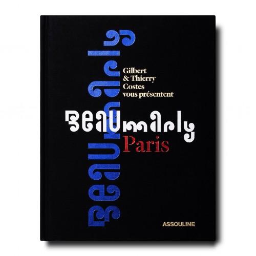 Livre Beaumarly Paris Assouline