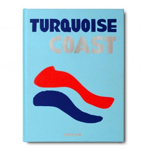 Livre Turquoise Coast Assouline