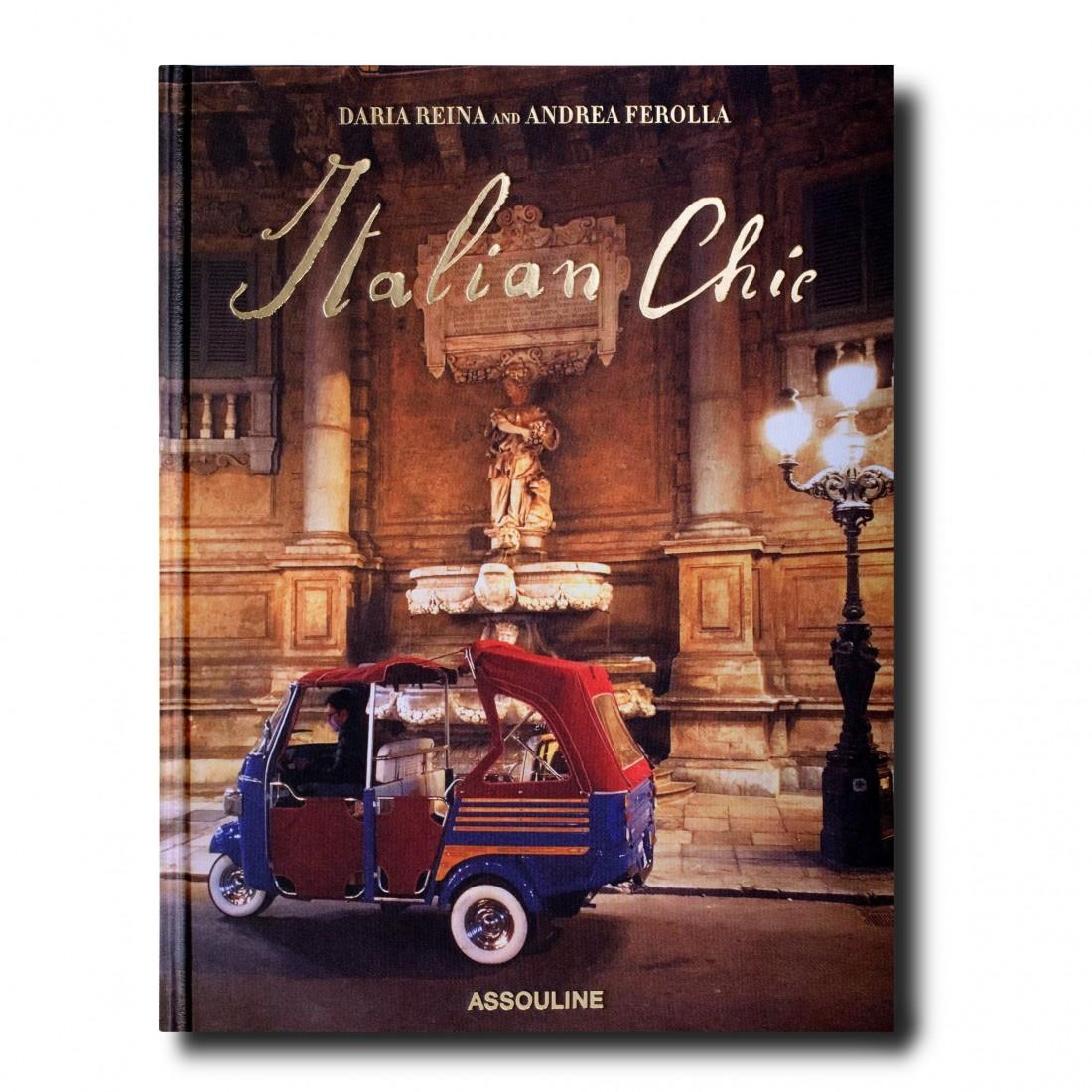 Livre Italian Chic Assouline