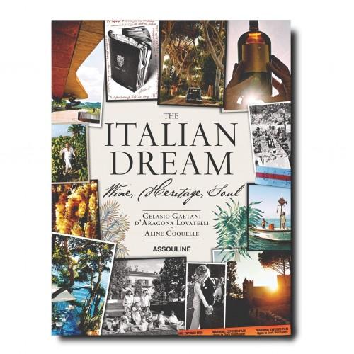 Livre The Italian Dream Assouline