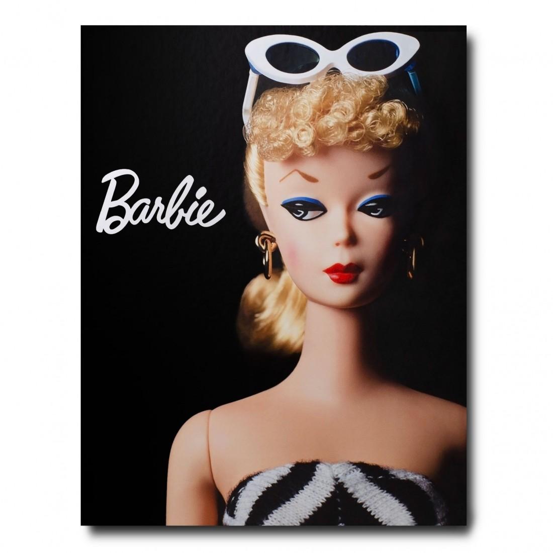 Livre Barbie: 60 Years of Inspiration Assouline