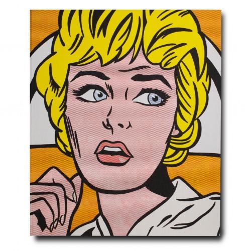 Livre Roy Lichtenstein: The Impossible Collection Assouline