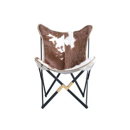 Fauteuil Cow Bloomingville
