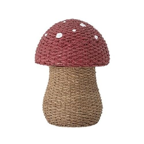 Panier de rangement champignon Bloomingville