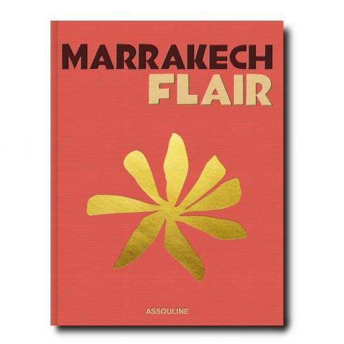 Livre Marrakech Flair Assouline