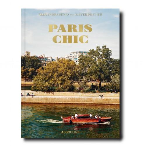Livre Paris Chic Assouline