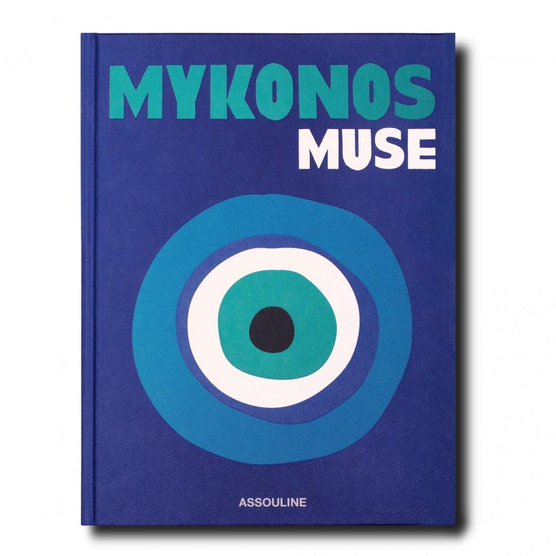 Livre Mykonos Muse Assouline