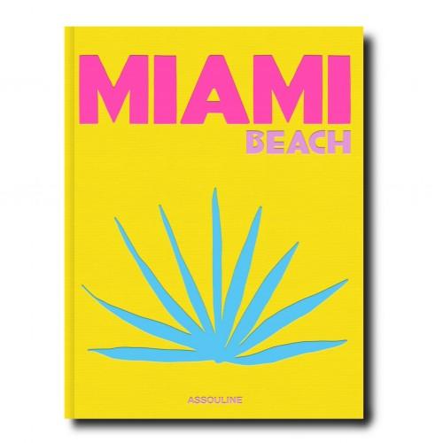 Livre Miami Beach Assouline