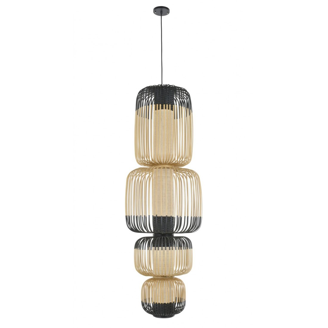 Suspension Bamboo 4 - Forestier