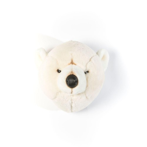 Basile l'ours blanc - Wild & Soft