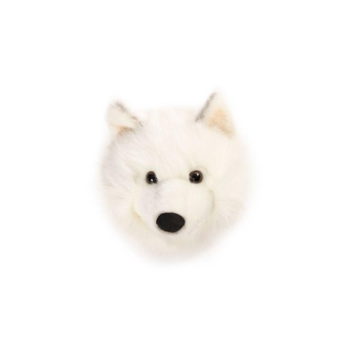 Lucy le loup blanc - Wild & Soft