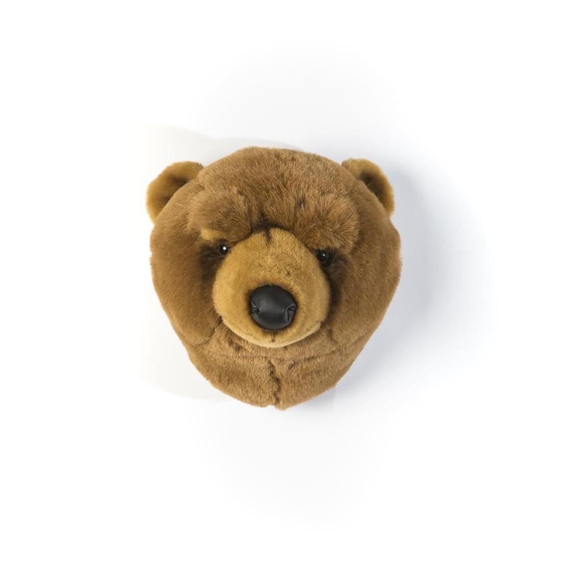 Oliver l'ours brun - Wild & Soft