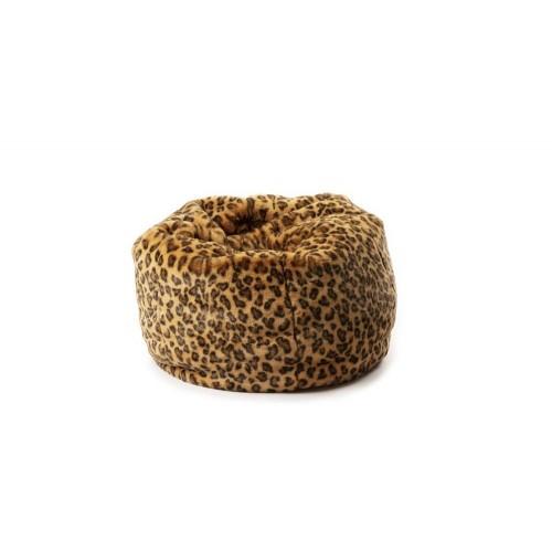 Pouf léopard - Wild & Soft