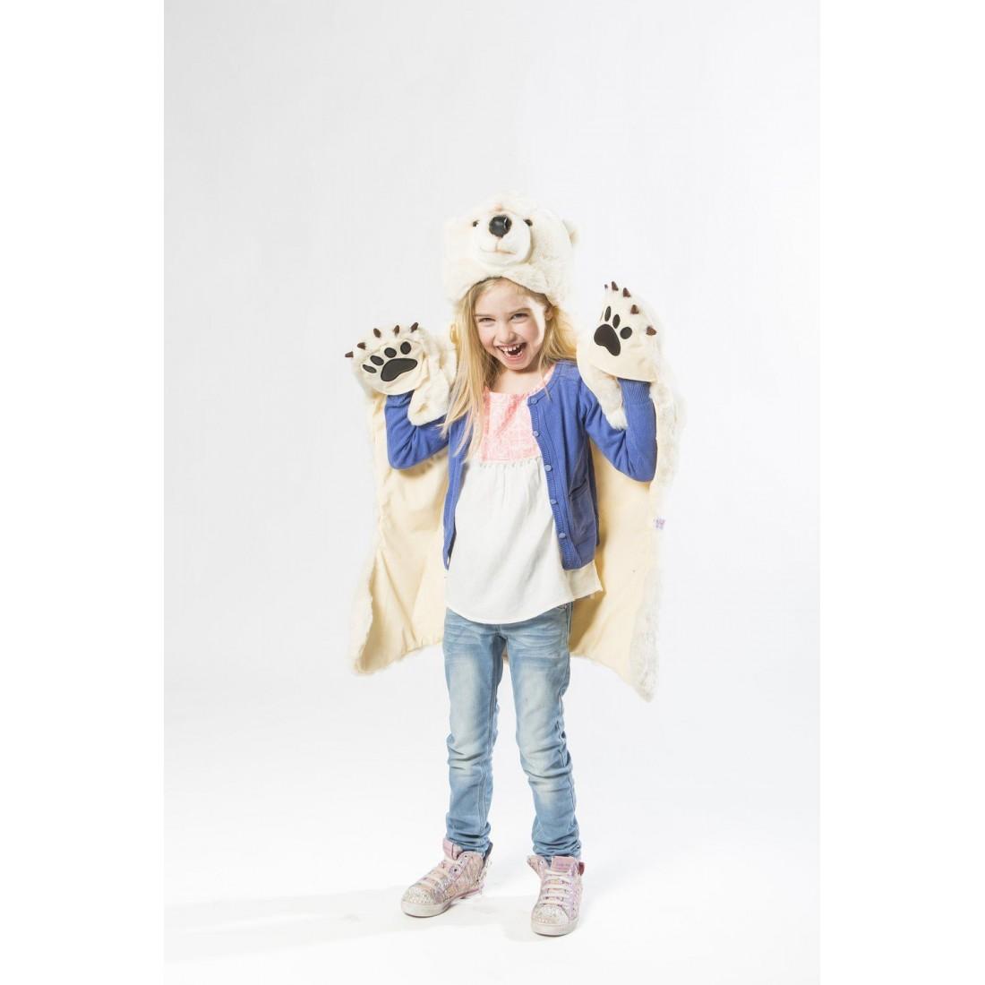 Déguisement ours blanc - Wild & Soft