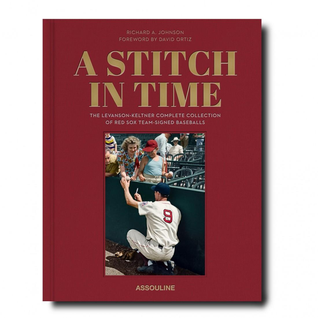 Livre A Stitch in Time Assouline