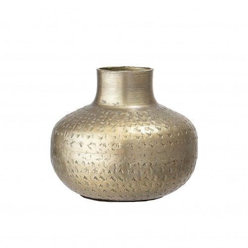 Vase doré - Bloomingville