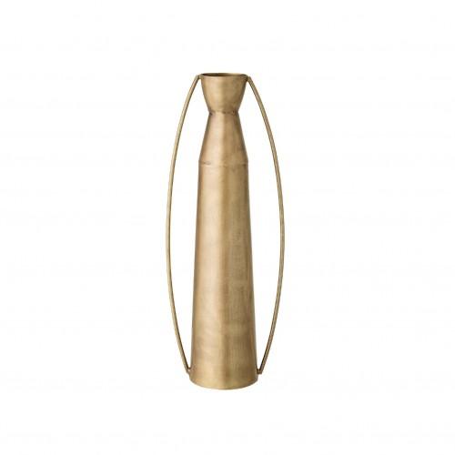 Vase doré avec anses - Bloomingville