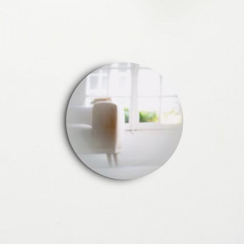 Miroir Fading S Blanc Eno Studio