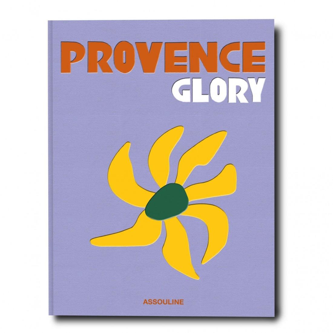 Livre Provence Glory Assouline