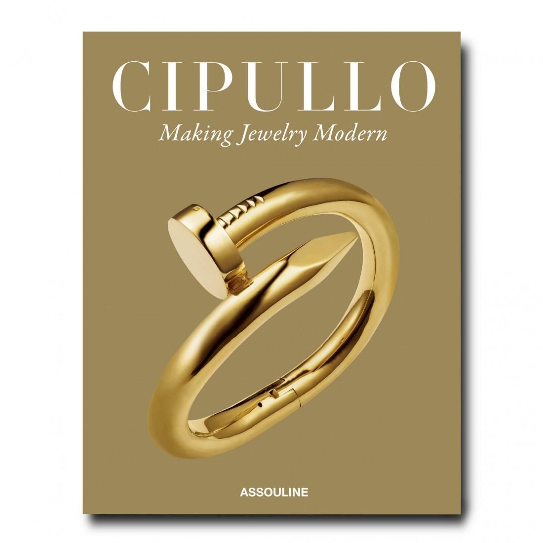 Cipullo: Making Jewelry Modern Assouline