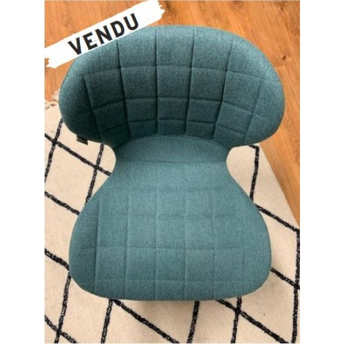 Chaise Chaise OMG Velours Zuiver - 2nde Main