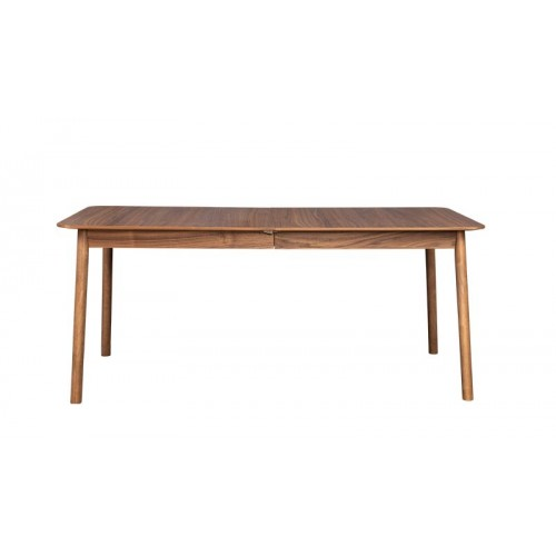 Table extensible Glimps Noyer - Zuiver
