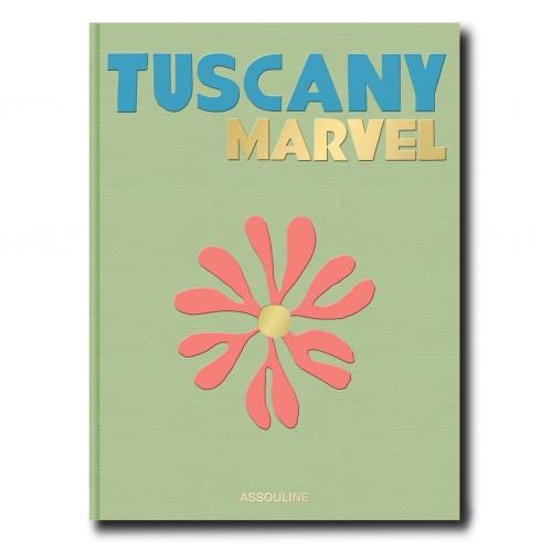 Livre Tuscany Marvel Assouline