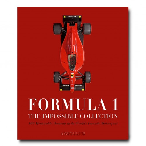 Formula 1: The Impossible Collection Assouline