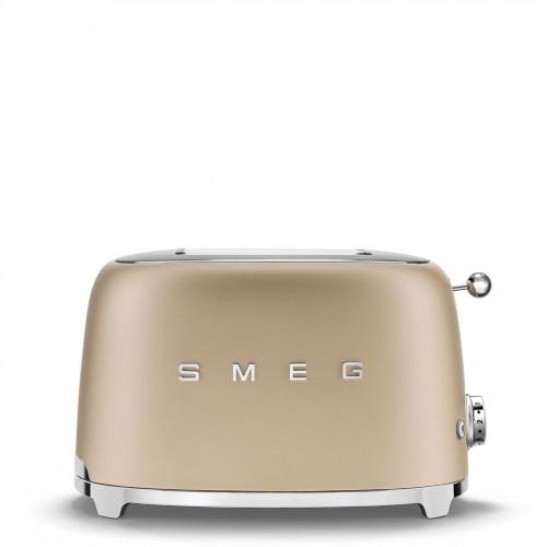 Toasters 2 tranches Chrome Années 50 - Smeg