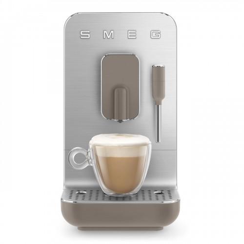 Machine à café Expresso Automatique avec broyeur Années 50 - Smeg