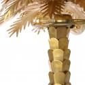 Lampe de table Palmier Dorée - HK Living