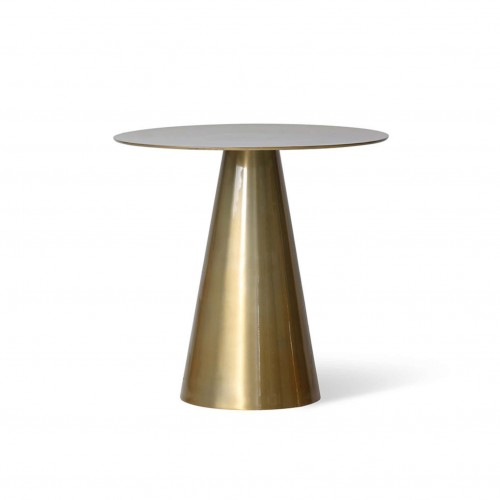 Table d'Appoint Laiton - HK Living