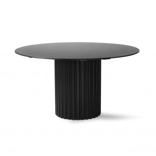 Table Noire Colonne - HK Living