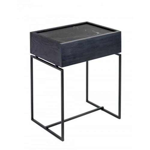 Table d'appoint avec tiroir Dialect - Serax