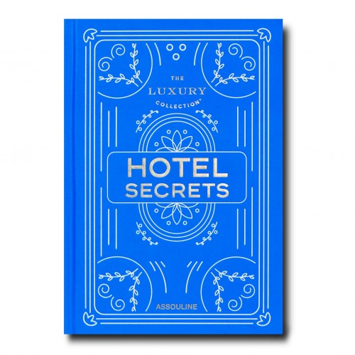 Livre Hotel Secrets Assouline