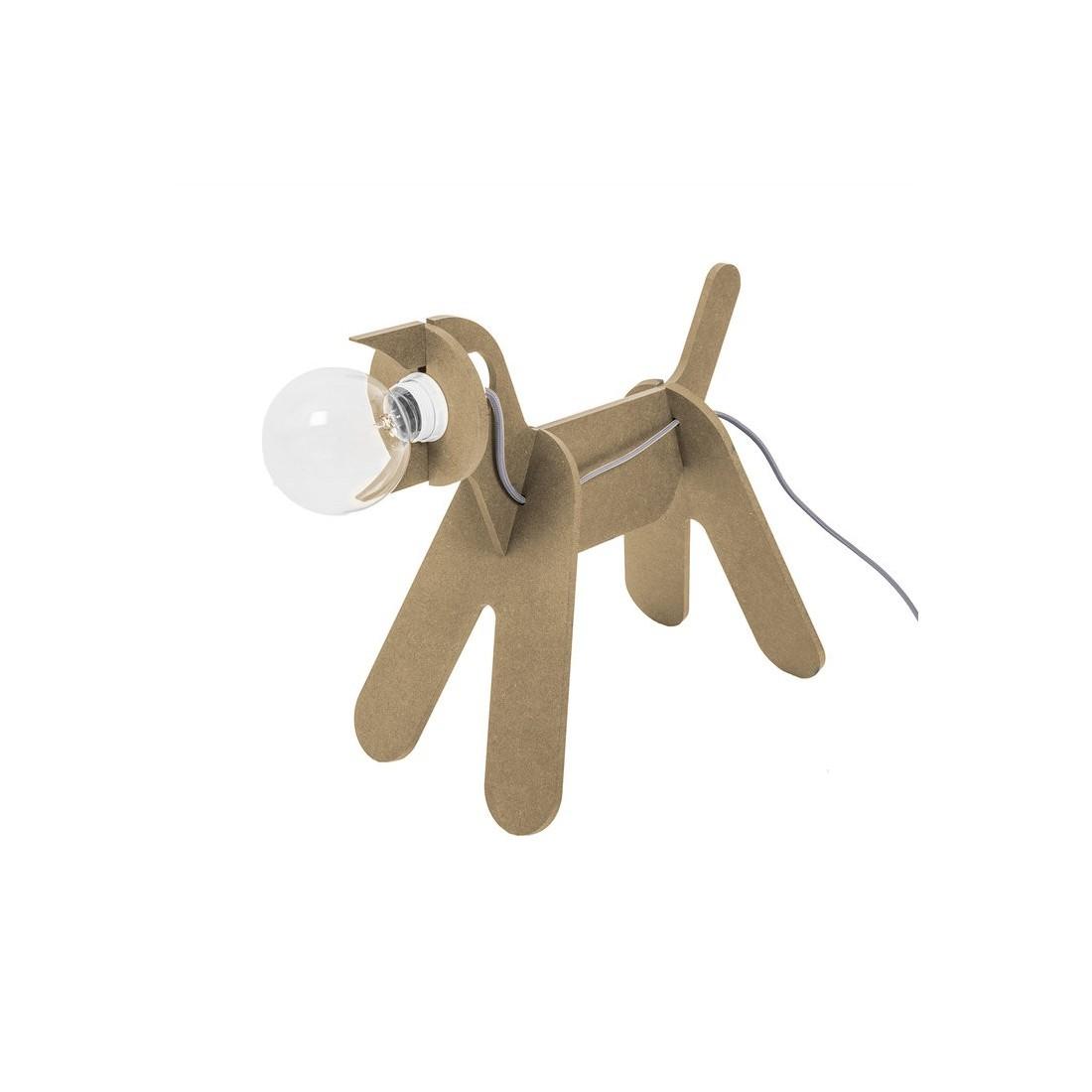 Lampe Get out dog naturel Eno studio
